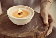 Candele - DIY / Candele in cera di soia , stoppini in legno , olio essenziali