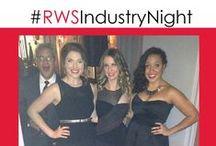 #HASHTAG PRINTER RWS Industry Night / Instagram Printer NYC