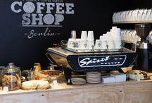 Coffee Shops / Kávézók / Interior design and trends , belsőépítészet