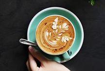 latte art coffee / tejhab / latte art