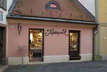 Kapucziner Coffee Roasting Manufactory / Kapucziner Coffee Roasting Manufactory, our coffee shop since 1993, best coffee roaster in Hungary 2011, 2012, 2013