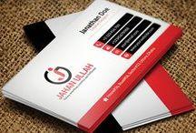businesscard / Business Card tamplates, mockups