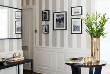 INTERIOR / For the house with the white picket fence that will one day be mine.