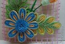 Papercraft - Quilling