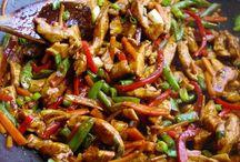 Chicken / Chicken Recipes  I love chicken :)