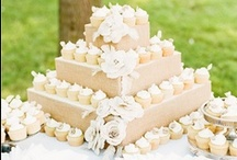 Cupcake Wedding Cake Ideas