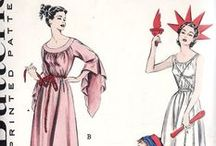Costume Sewing Patterns Vintage and Modern / This board is a collaboration of the Pattern Patter Team on Etsy highlighting vintage and newer costume patterns. https://www.etsy.com/pages/patternpatter""