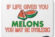 dyselxia