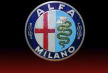 Alfa Romeo 1920's / ROAD CARS  (1921-1922 20-30 HP) (1920-1921 G1) (1921-1921 G2) (1922-1927 RL) (1923-1925 RM) (1927-1929 6C 1500) (1929-1933 6C 1750)  RACING CARS  (1922 RL Super Sport) (1923 RL Targa Florio) (1923 P1) (1924 P2) (1928 6C 1500 MMS) (1929 6C 1750 Super Sport)