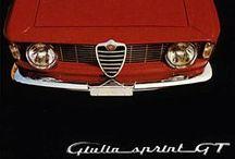 Alfa Romeo 105 / 115 Series Coupés / Giulia Sprint GT (1963-1966) - Giulia Sprint GTC (1964–1966) -Giulia Sprint GT Veloce (1965–1968) -   1750 GT Veloce (1967–1971) - 2000 GT Veloce (1971–1976) - GT 1300 Junior (1965–1977) - GT 1600 Junior (1972–1976) - GT 1300 Junior Zagato (1969-72) - GT 1600 Junior Zagato (1972-76) - Giulia Sprint GTA (1965–1969) - GTA 1300 Junior (1968–1973) - GTAm