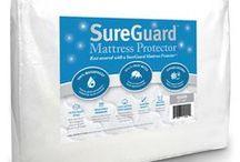 SureGuard Mattress Protectors / See our mattress protectors in action