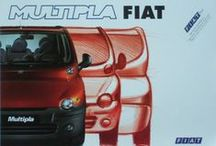 Fiat Multipla / and no, this is not an ugly car.