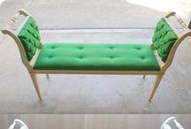 Decoração - Reciclagem de móveis / by Jardna Juca