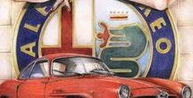 Alfa Romeo Ads & Posters