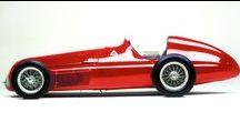 Alfa Romeo Racing Cars