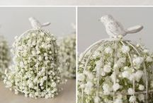 { Centerpieces } / Wedding centerpiece inspiration
