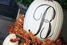 { Fall Favorites }