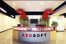 AxoDesk / We LOVE making our space our own!