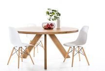 The Wood Room Furniture Sydney / Our stunning array of Australian Made Hardwood Dining Tables. Finished in a soft lime wash and clear lacquer. Available only from The Wood Room Furniture. Sydney AUSTRALIA  0400 507 719