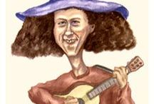 Arlo Guthrie / by jeannie shephard