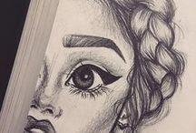 Draw - Dessin / Drawing - dessin