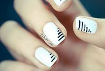 Nails Art - easy and beautiful