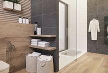 Bathroom - salle de bain design / Inspiration pour salle de bain