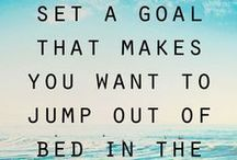 Don't Give Up / Motivational quotes, Goal setting, positive attitude... etc.