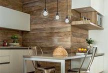 Kitchen design - inspiration / Cuisines modernes / cuisine design