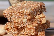 Granola Bars / food