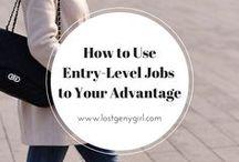 CAREER TIPS / career advice |job |girlboss tips |work guidance |encouragement | dream career