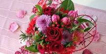Spring Flower / アトリエノリーズが制作した春のお花・アレンジメント作品など。