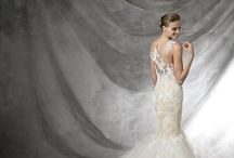 Pronovias Wedding Dresses / Refined, Sophisticated, Elegant