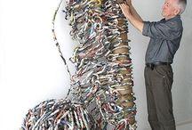 Vrije textiele werkvormen