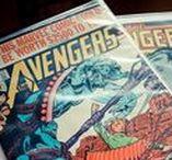 [MARVEL] / Avengers Assemble.