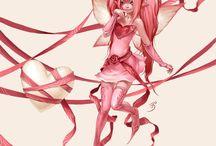 The Art of Anna Ignatieva ~> Fairies