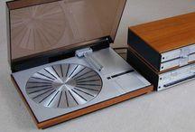 Turntables & vintage hifi