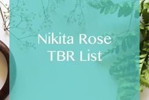 Nikita Rose | TBR List / This board contains the books that are on my TBR lists. Personal Growth Books | Self Help Books | Business Books | Motivational Books | Fantasy Books | Sci-Fi Books | Classic Books | Recipe Books | Fiction & Non Fiction Books