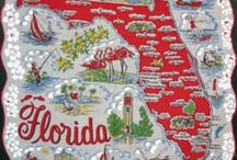 Welcome to Florida  / Florida has been my home for most of my life, so I'd like to share a bit of it with you.  There is so much more to Florida than theme parks and tourist attractions!  I hope you'll come visit sometime and see the real Florida. / by As Time Goes By