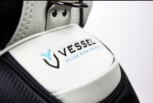 Vessel Custom Golf Bags / Unleash your creativity with Vessel's revolutionary web customizer, where the only limit is your imagination.