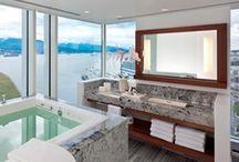 Lovely Loos / Bathroom Design Ideas: Basics to Elegance