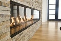Baby It's Cold Outside / Lovely fireplaces That Will Even Keep Tom Jones Toasty