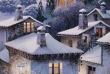 nieve / by P. de eusebio