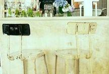 café  * bistro * restaurant / café / by Mihoko Kaneko