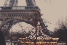 París ♡♡♡ Oh La La / by María C