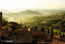 Tuscany / My dream destination