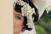 Beautiful head pieces  / by Larissa