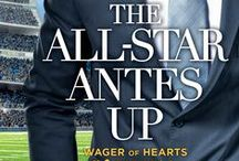 The All-Star Antes Up / Wager of Hearts, Book #2. Luke Archer's story. / by Nancy Herkness, Author
