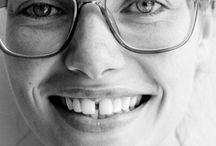 # BW PHOTO INSPO - SANDBERG / black and white photography, portrait, simple