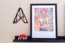 My Works ➕ Pikso Studio / duvar saatleri ve dekorasyon ürünleri